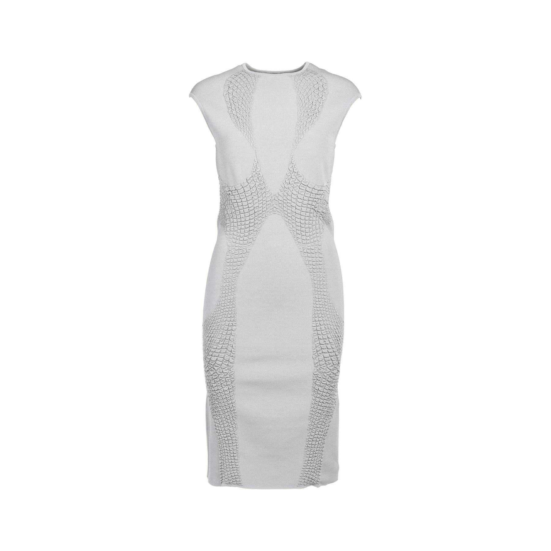 2aa1b117b5e Authentic Second Hand Alexander McQueen Knit Dress (PSS-493-00011 ...