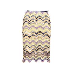 Knit Crochet Skirt
