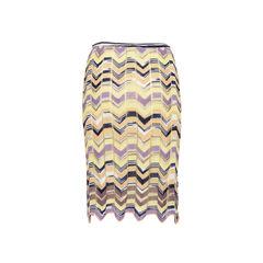 Missoni knit crochet skirt 2?1533712370