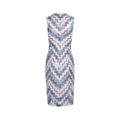 Missoni chevron knit dress 2?1533712414