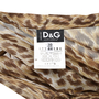Authentic Second Hand D&G Sheer Leopard Print Blouse (PSS-493-00027) - Thumbnail 2