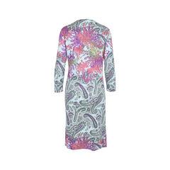 Etro multicoloured shift dress 2?1533712559