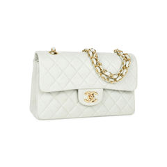 Chanel mint green small classic flap 2?1533891095