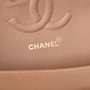 Authentic Second Hand Chanel Blush Pink Medium Classic Flap (PSS-051-00376) - Thumbnail 5