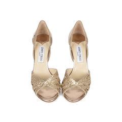 Gerda Glitter Sandals