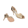 Authentic Second Hand Jimmy Choo Gerda Glitter Sandals (PSS-540-00010) - Thumbnail 2