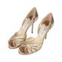 Authentic Second Hand Jimmy Choo Gerda Glitter Sandals (PSS-540-00010) - Thumbnail 3