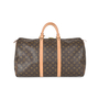 Authentic Pre Owned Louis Vuitton Monogram Keepall 50 (PSS-540-00001) - Thumbnail 2