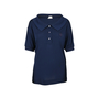 Authentic Second Hand Hermès Polo Jersey Crepe Top (PSS-520-00007) - Thumbnail 0
