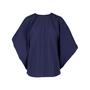 Authentic Second Hand Hermès Textured Batwing Cotton Blouse (PSS-051-00398) - Thumbnail 0