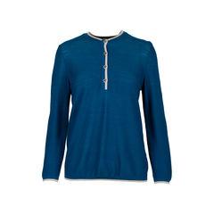 Clou de Selle Teal Sweater