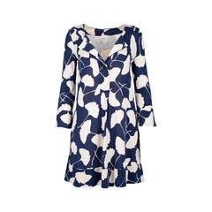 Jessica Gingko Wrap Dress