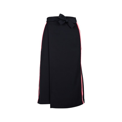 Authentic Second Hand Maje Wrap Skirt (PSS-424-00071)