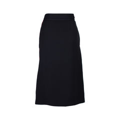 Maje wrap skirt 2?1534409251