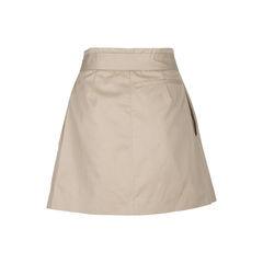 Sandro khaki skirt 2?1534409269