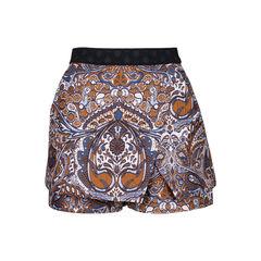 Brocade Shorts