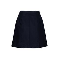 Acne studios wool skirt 2?1534409850