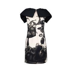 Giambatista valli puffy sleeve dress 2?1534409911