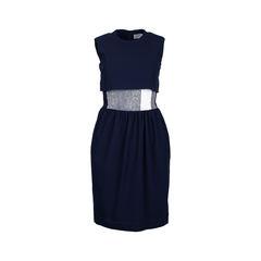 Midi Panelled Dress