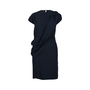 Authentic Second Hand Prada Draped Front Dress (PSS-228-00051) - Thumbnail 0