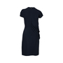 Authentic Second Hand Prada Draped Front Dress (PSS-228-00051) - Thumbnail 1