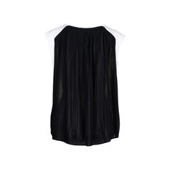 Blumarine pleated back top 2?1534411060