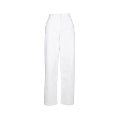 Werto Cotton Wide Leg Pants
