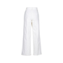 Authentic Second Hand The Row Werto Cotton Wide Leg Pants (PSS-051-00405) - Thumbnail 1