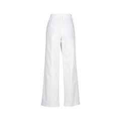 The row werto cotton wide leg pants 2?1534415835