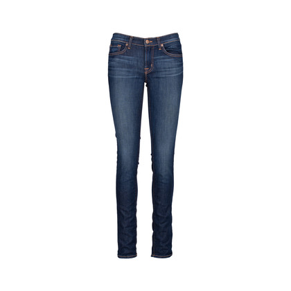 Authentic Second Hand J Brand 811 Dark Vintage Mid Rise Jeans (PSS-051-00410)
