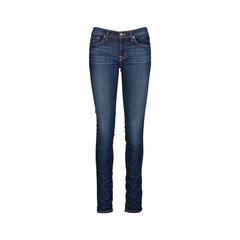 811 Dark Vintage Mid Rise Jeans