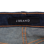 Authentic Second Hand J Brand 811 Dark Vintage Mid Rise Jeans (PSS-051-00410) - Thumbnail 2
