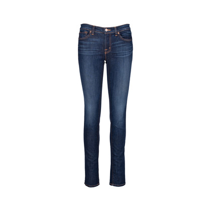 Authentic Pre Owned J Brand 811 Dark Vintage Mid Rise Jeans (PSS-051-00412)
