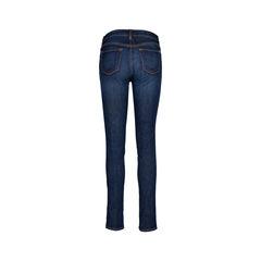 J brand 811 dark vintage mid rise jeans blue 2?1534415949