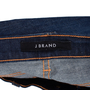 Authentic Pre Owned J Brand 811 Dark Vintage Mid Rise Jeans (PSS-051-00412) - Thumbnail 2