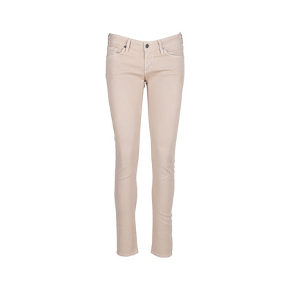 Authentic Second Hand Citizens of Humanity Distressed Khaki Stretch Khaki Jeans (PSS-051-00413)