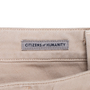 Authentic Second Hand Citizens of Humanity Distressed Khaki Stretch Khaki Jeans (PSS-051-00413) - Thumbnail 2
