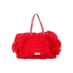 Tulle Rosette Tote Bag