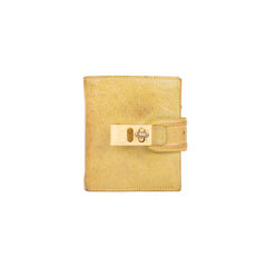 Turn-Lock Wallet