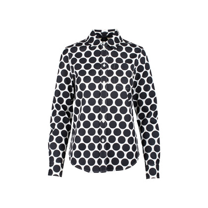 Authentic Second Hand Marc Jacobs Polka Dot Shirt (PSS-497-00010)