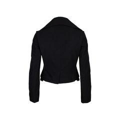 Y s yohji yamamoto pointed hem jacket 2?1534740613