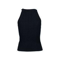 Burberry sleeveless knit top 2?1534740730