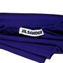Authentic Second Hand Jil Sander Self-Tie Ribbon Top (PSS-497-00022) - Thumbnail 2