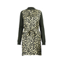 Authentic Second Hand Louis Vuitton Long Sleeve Logo Print Dress (PSS-200-00538) - Thumbnail 0