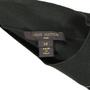 Authentic Second Hand Louis Vuitton Long Sleeve Logo Print Dress (PSS-200-00538) - Thumbnail 2