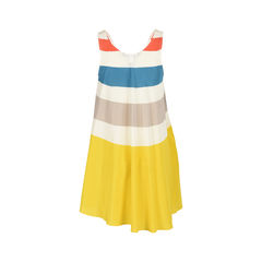 Marc by marc jacobs colour block silk top 2?1534838647