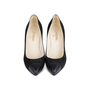 Authentic Second Hand Chanel Suede Cap Toe Pointed Pumps (PSS-544-00002) - Thumbnail 0