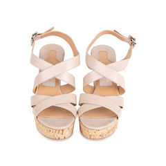 Persy Cork Wedges