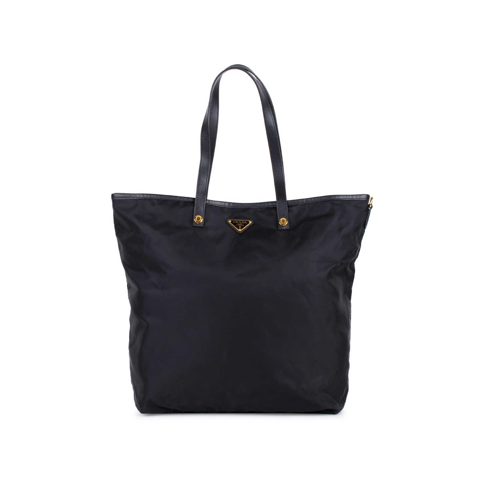 4f833c588dad ... Authentic Second Hand Prada Nylon Tote Bag (PSS-333-00029) - Thumbnail  ...