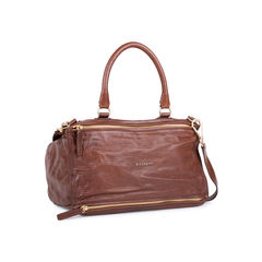 Givenchy embossed pandora satchel 2?1535357070